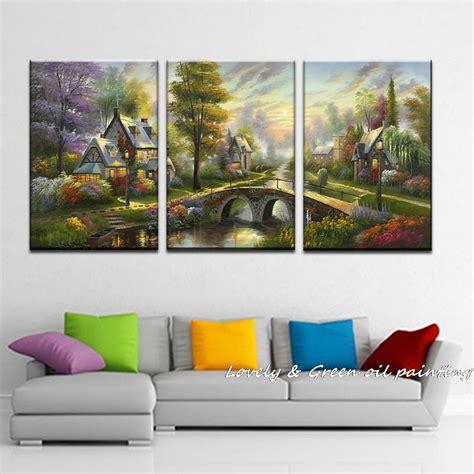 home interiors kinkade prints 3 giclee kinkade landscape painting