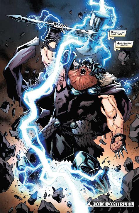 best marvel marvel comics legacy spoilers 4 thors as generations