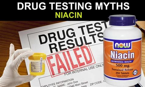 Does Niacin Work To Detox Majuana by Pass A Test With Niacin Detox Pills Pass A Urine