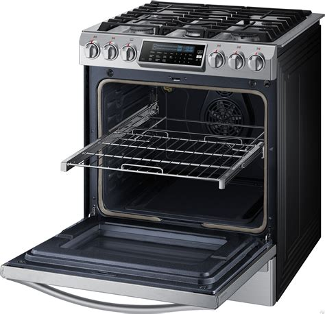 accessoire companion 2514 samsung nx58h9950ws 30 quot slide in gas range with 5 sealed