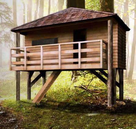 Maison Enfant Jardin 2641 autoconstruction batir construire maison cabane ecodome