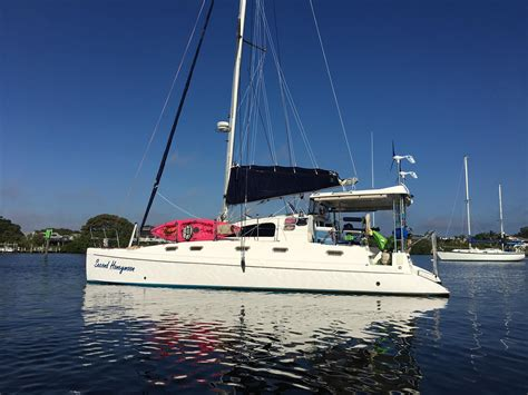 catamaran under sail for sale the multihull company used catamarans for sale under 40 feet