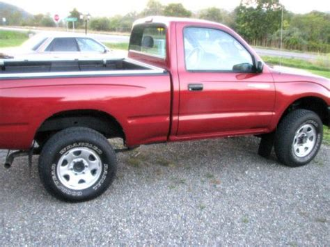 car owners manuals for sale 1997 toyota tacoma instrument cluster purchase used 1997 toyota tacoma dlx extended cab pickup 2 door 2 7l 5 speed manual in endicott