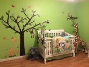 Jungle Themed Nursery Decor Jungle Theme Nursery Caydens Room Jungle Theme Nursery Nurseries And Jungle Theme