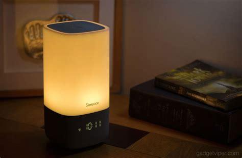 Sleep Light by Sleepace Nox Sleep Aid Monitor And Intelligent Up Light
