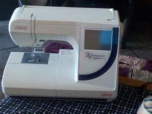 elna embroidery machine  sale  south africa