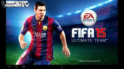 fifa  ultimate team official ios android gameplay trailer youtube
