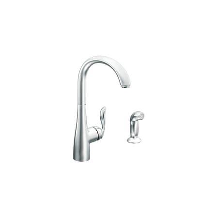 hands free kitchen faucets moen arbor vs kohler sensate moen 7790orb oil rubbed bronze single handle high arc