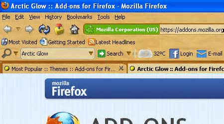 firefox themes visually impaired visually attractive themes for your firefox 4 browser