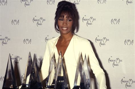 file whitney houston 21st american music awards february american music awards 1994 whitney houston through the