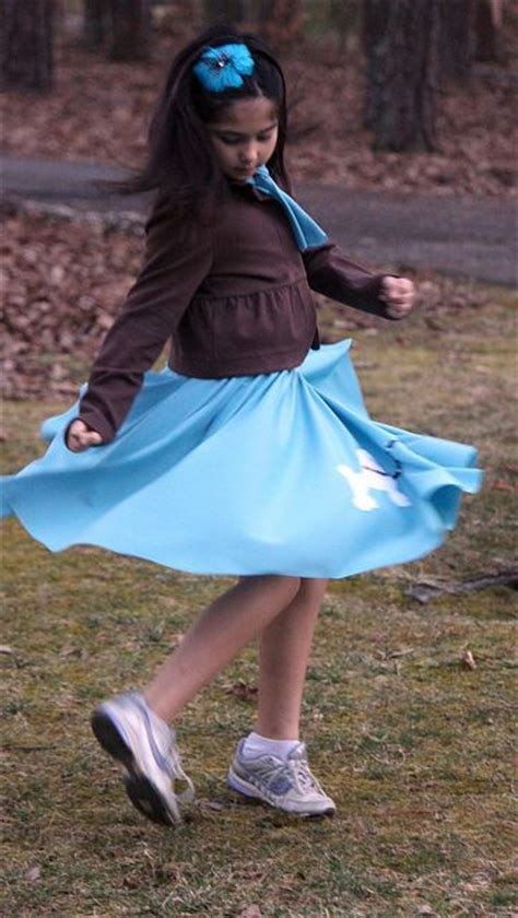 diy sock hop skirt best ideas about period customs diy poodle and crafts we ve on poodles skirts and