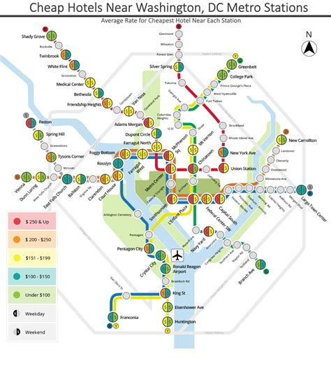 washington dc tourist map with metro stops map of washington dc with metro stops pictures to pin on