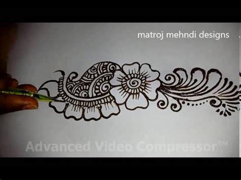 beautiful easy simple mehndi design beautiful easy simple