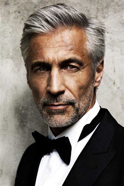 Hair Middle Aged Man Dark | older mens beard styles gallery hairstylegalleries com