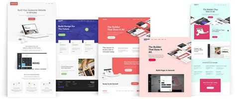 The Best White Label Website Builder Start Your Business White Label Website Templates