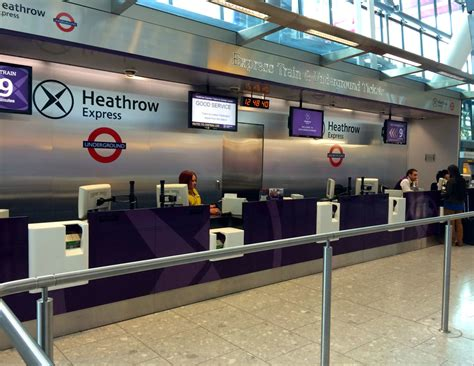 Office Express Review Heathrow Express Airport To
