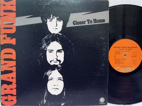 grand funk closer to home records lps vinyl and cds