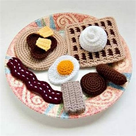 crochet cuisine knitting amazing pictures xcitefun