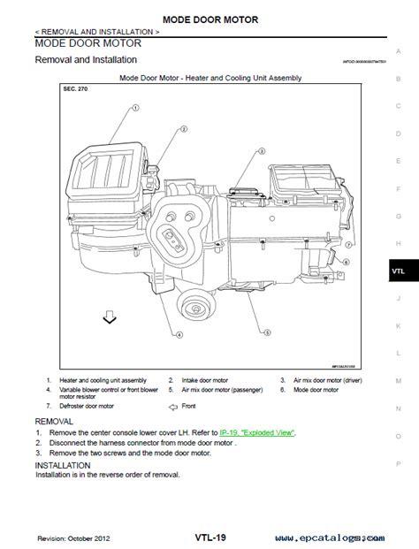 service manuals schematics 2006 nissan titan navigation system nissan titan model a60 series 2013 service manual pdf