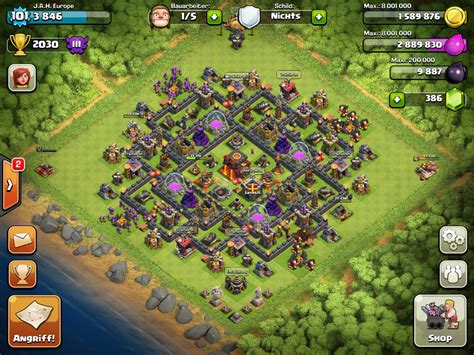 th10 layout post update new post hero update bases clyde clan headquarters