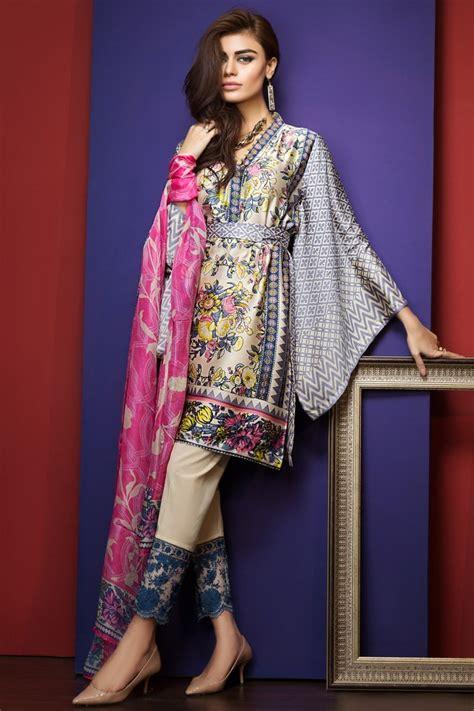 design dress 2017 eid designer dresses 2017 by pakistani fashion designers