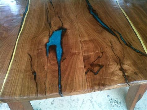 unique epoxy wood table tops epoxy wood filler