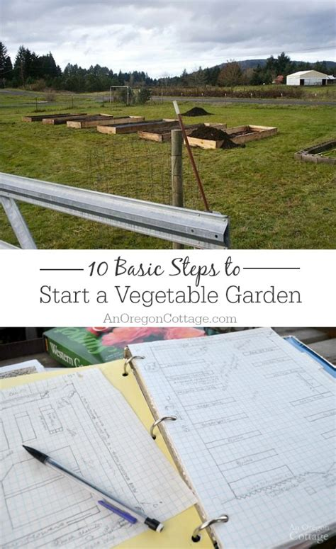 seven steps to an organic garden the basic steps to make anyone a green thumb gardener books get started gardening 10 steps to start a vegetable garden