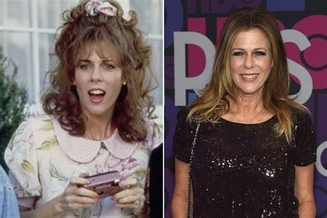 tom arnold in jingle all the way grown up chrissy rita wilson see what the stars of