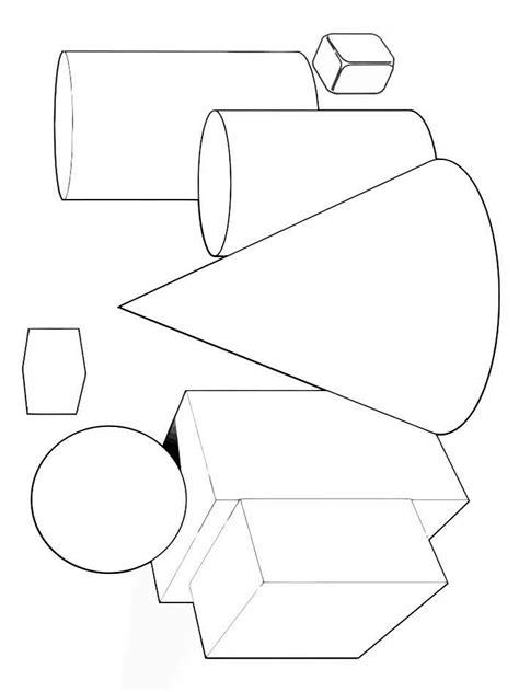 shapes coloring pages shapes coloring pages and print shapes coloring