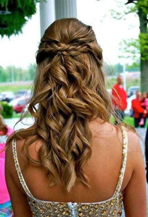 17 best ideas about curly bridesmaid hairstyles on curly homecoming hair hairstyles