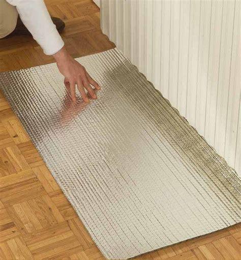 coibentare casa isolare il vano termosifone per evitare ponti termici