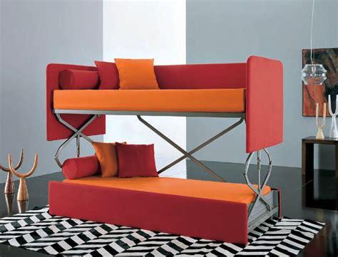 sofa bunk bed space saving furniture 15 best of sofa bunk beds