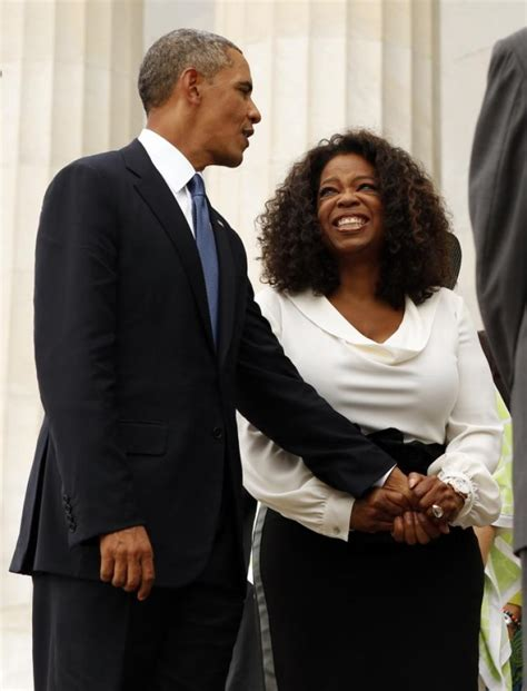 Oprah Has Been Shut Out Of The Cruise Wedding by Oprah Winfrey President Obama Is Disrespected Because He