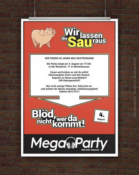 Zeitungsartikel Design Vorlage Drucke Selbst Witzige Partyeinladung Im Stil Eines Werbeflyers