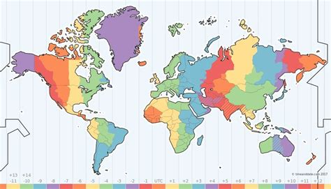 time sone map time zones are not as forward as you d thought