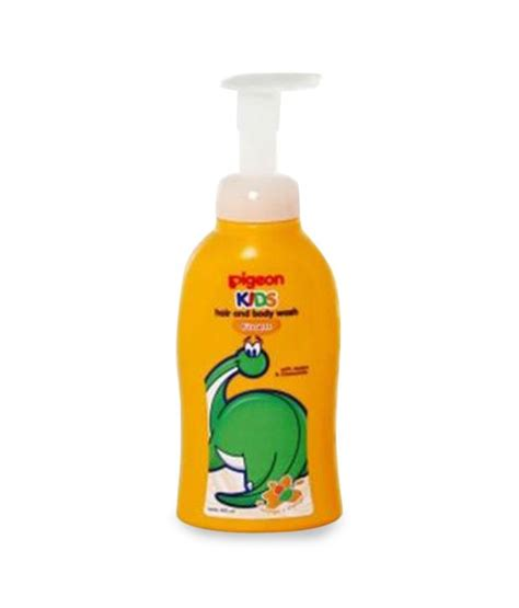 Pigeon Baby Wash 2 In 1 Isi 200ml Promo pigeon hair wash foam 200 ml buy pigeon