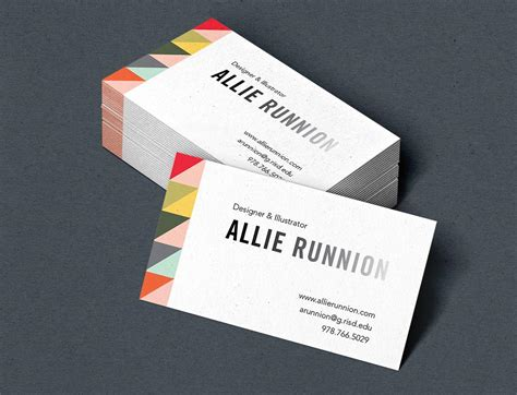 cards for students from graphic design student business cards images card design