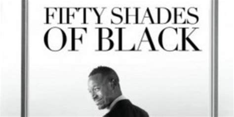 shades of black fifty shades of grey to get the spoof treatment by