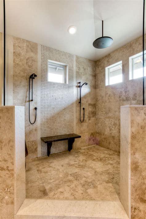 Glass Tile Ideas For Small Bathrooms 63 luxury walk in showers design ideas designing idea