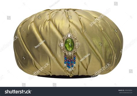 Ottoman Turban Ottoman Sultan S Turban Hat Stock Photo 295050854