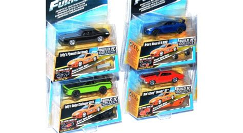 fast furious build n collect set brian s toyota