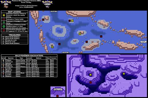 ruby map ruby version route 128 map for boy advance by keyblade999 gamefaqs