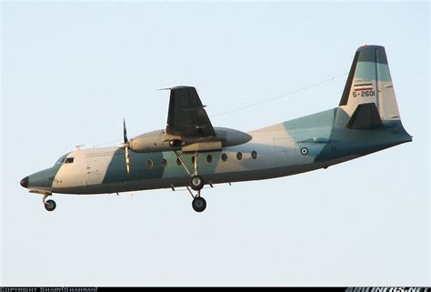Merpati Fokker 27 Aeroclassics 1 400 fokker f 27 400m troopship iran navy aviation photo 1114216 airliners net