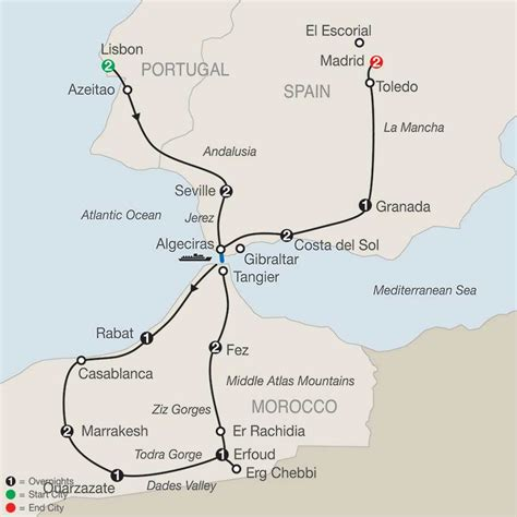 spain tours globus 174 europe vacations