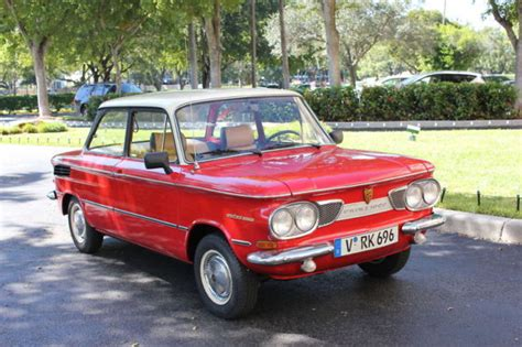Nsu Auto by Nsu Prinz 1000 L For Sale Photos Technical