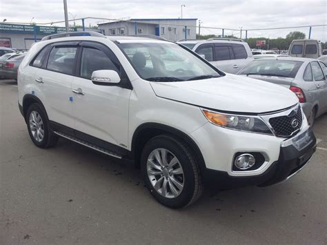 Problems With Kia Cars 2012 Kia Sorento Photos 2 4 Gasoline Automatic For Sale