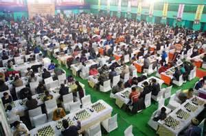 Chess Tournament 14th Delhi International Chess Open Day 1