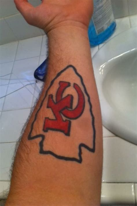 kansas city tattoo removal kansas city chiefs tattoos search kansas city