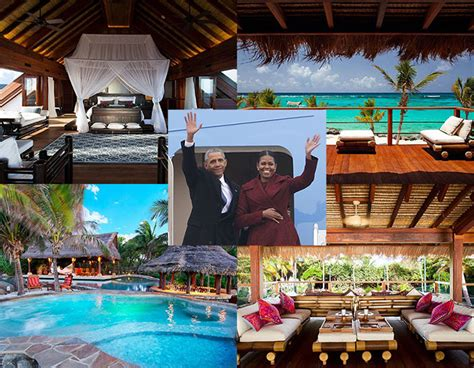 necker island obama inside barack and michelle obama s luxurious necker island