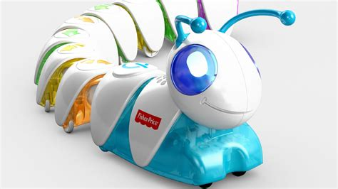 fisher price robot fisher price made a caterpillar that teaches coding basics